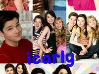 icarly.com carly sam fredie - elenco de icarly.com