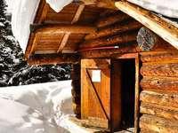 Krásná Chaloupka a hodně sněhu - Krásná Chaloupka a hodně sněhu