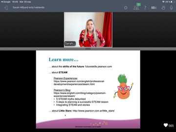 Teaching tool - Teaching as a tool English class