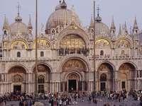 Saint Mark's Cathedral in Venetië