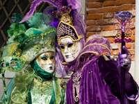 Măști și costume venețiene Carnavalul de la Veneția - Măști și costume venețiene Carnavalul de la Veneția