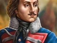 Portret Kazimierza Pułaskiego