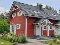 Casa scandinava - M .....................