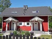La casa rossa - M ....................