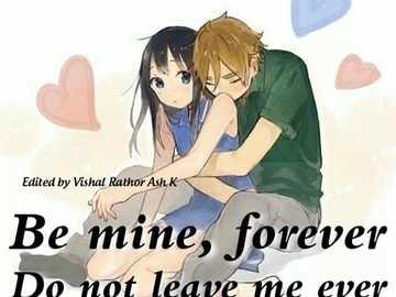 sé mía baka - se Mio para siempre. no me dejes nunca