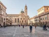 Miasto Ascoli Piceno w Marche we Włoszech - Miasto Ascoli Piceno w Marche we Włoszech