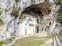 Collepardo Santuario della Madonna delle Cese - Collepardo Santuario della Madonna delle Cese