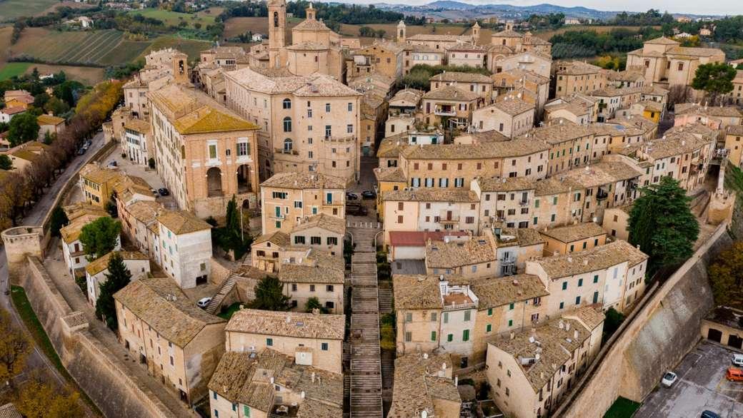 Regiuni ale Italiei. Zona de frânare