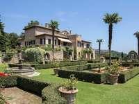 Pesaro Villa Cattani Stuart Regio Marche Italië