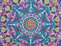 Mandala kolorowa
