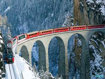 Влак ... - М .....................