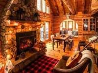 Miły koncik w pięknym domku - Miły koncik w pięknym domku