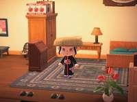 Itachi, dierenoversteekplaats - Itachi, dierenoversteekplaats, in zijn huis