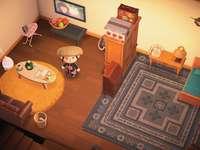 Itachi, przejście dla zwierząt - Itachi, przejście dla zwierząt, w swoim salonie