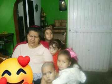 Mi abuela - Mi abuela que quiero mucho
