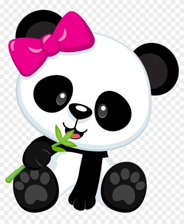 PANDA LINDA - Está hecho para niños lindos como este lindo panda lil (2×3)