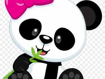 CUTE PANDA - It is made for cute children like this cute lil panda