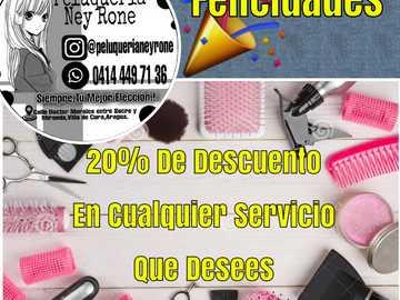 Ney Rone Cabeleireiro - Vença conosco e divirta-se