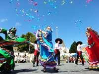 festival de dans - festival de dans în Mexic