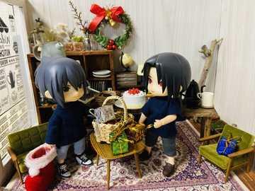 Sasuke a Itachi o Vánocích - Sasuke a Itachi o Vánocích