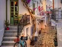 Moja ukochana cudowna Grecja Santorini - Moja ukochana cudowna Grecja Santorini