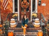 Podzim má svá kouzla ve Woodstocku ve Vermontu - Podzim má svá kouzla ve Woodstocku ve Vermontu