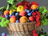 Mand Met Fruit puzzel