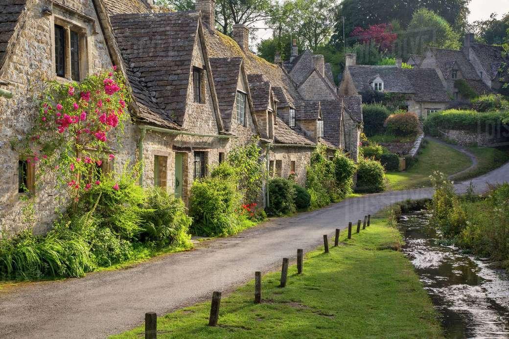 Huizen in Engeland - M (12×8)