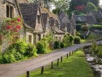Häuser in England