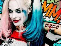 Puzzle OF HARLEY QUINN