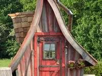 Specjalny domek ogrodowy - Specjalny domek ogrodowy