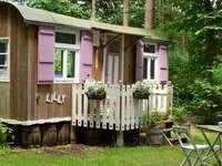 O remorcă ca o magazie de grădină - O remorcă ca o magazie de grădină