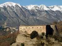 Volturno Castello Pandone Molise région Italie - Volturno Castello Pandone Molise région Italie