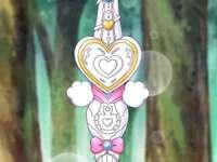 治癒魔法棒(Healing Stick) - 第十七部元氣魔法 ♥ 光之美少女,初期三位主角的變身道具兼武器,由各�