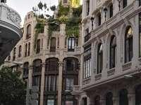 MADRID - CALLE VIRGEN DE LOS DELIGROS - MADRID RÉGI VÁROSI GRAN VIA