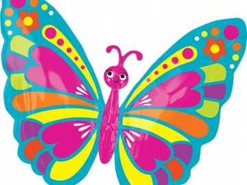 COLORFUL BUTTERFLY - COLORFUL BUTTERFLY