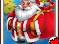 Santa Claus - Feliz Navidad por eso un pequeño Papá Noel .............