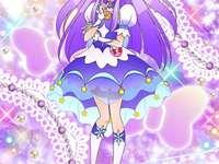 香久矢圓香(月神天使Cure Selene) - 第十六部星光閃亮光之美少女主角之一,率領一眾學生會成員時無意中察覺�