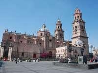 Cattedrale di Morelia - La cattedrale della città di Morelia, Michoacán.