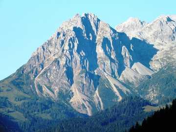 Werfenweng - Werfenweng. Montagnes. L'Autriche.