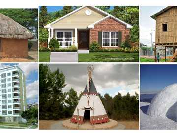 TYPES OF HOUSES - KNOW THE DIFFERENT TYPES OF HOUSING