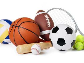 спорт - решаване на спортния пъзел