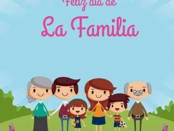 DIA DE LA FAMILIA - SEMANA DE LA FAMILIA