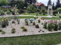 Observatório da Natureza - Horta Escolar - Observatório da Natureza