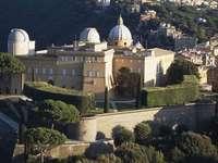 Residencia Papal Castel Gandolfo Región de Lazio - Residencia Papal Castel Gandolfo Región de Lazio