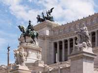 Piazza Venezia - Piazza Venezia em Roma