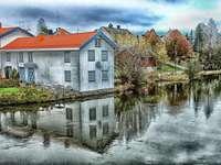 Rorbu-ház, Hollandia