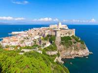 Gaeta-regionen Lazio Italien - Gaeta-regionen Lazio Italien