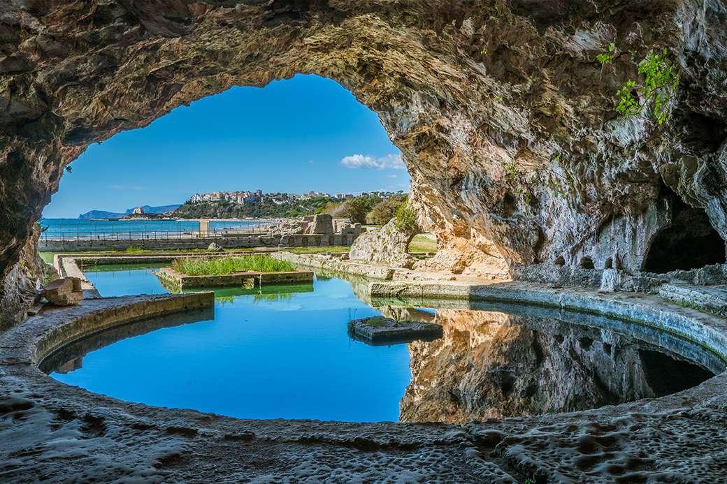 Gaeta régió Lazio Olaszország