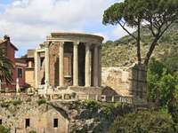 Регион Тиволи в Лацио Италия